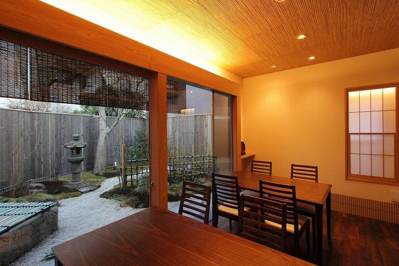 『米倉』二階堂Y邸 (庭が望める客室)