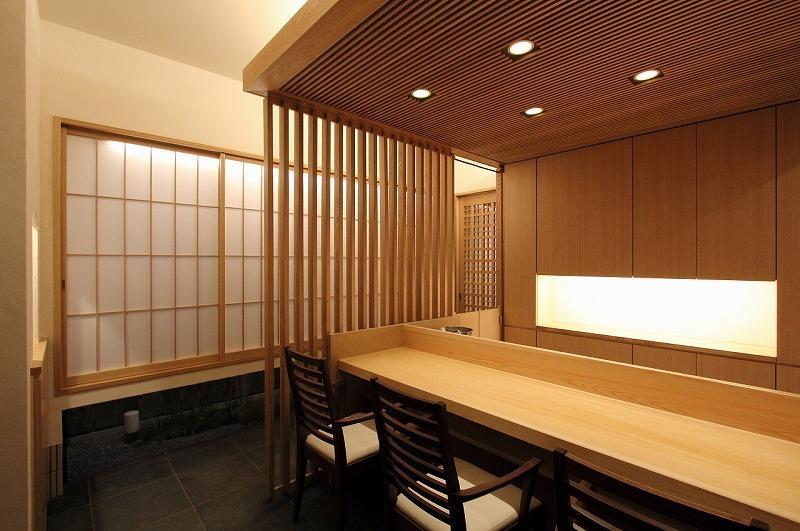 『米倉』二階堂Y邸 (カウンター席)
