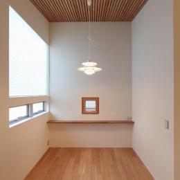 キッチン横の空間