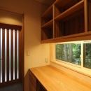 笹谷の家の写真 書斎スペース