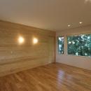 笹谷の家の写真 広々としたベッドルーム