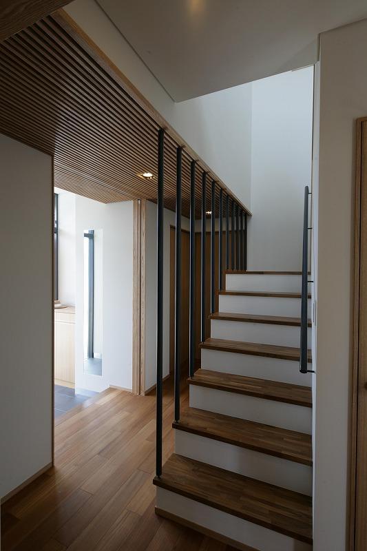 Yokono ARKの部屋 玄関・階段