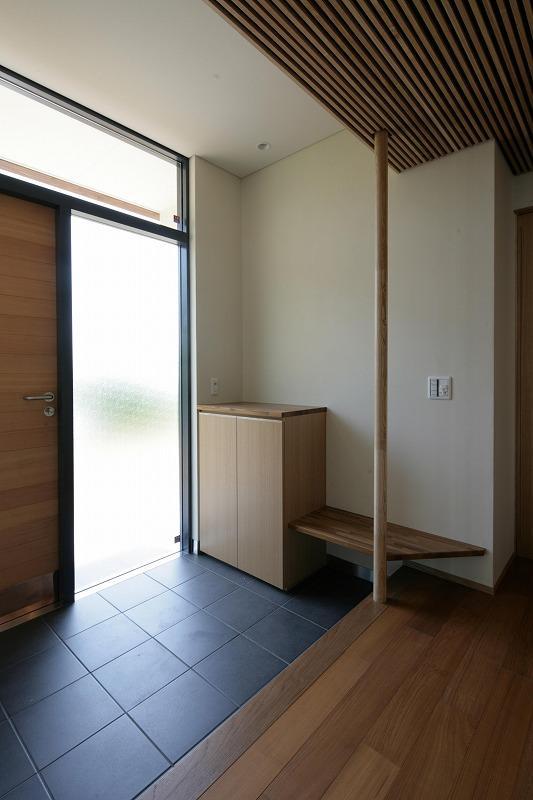 Yokono ARKの部屋 玄関