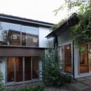 桜台の呼吸する家の写真 外観