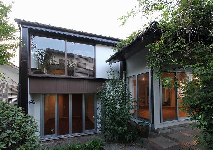 桜台の呼吸する家の部屋 外観