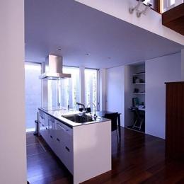 対面式キッチンの画像3