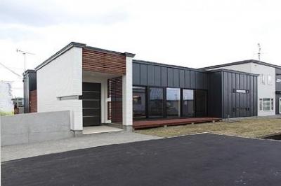 HOKUEI HOUSE (シニア世代向けの平屋住宅)