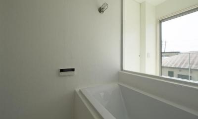 小田原の家 (浴室)