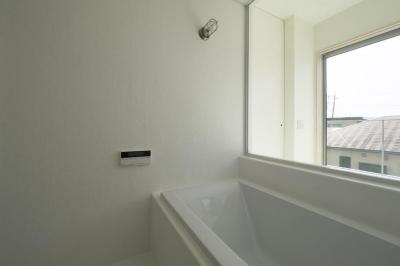 浴室 (小田原の家)