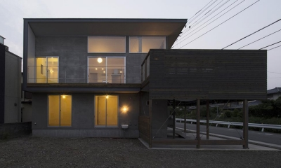 小田原の家 (外観)