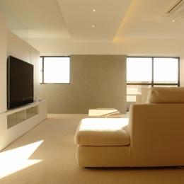 リビング (Vent Vert Nampeidai Penthouse)
