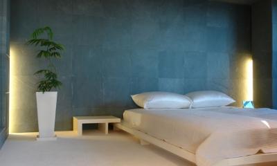 Vent Vert Nampeidai Penthouse (ベッドルーム)