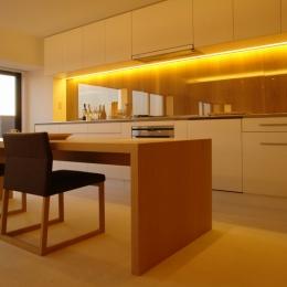 リビングダイニングキッチン2 (Vent Vert Nampeidai Penthouse)