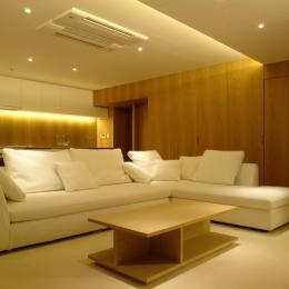 Vent Vert Nampeidai Penthouse (リビングダイニングキッチン1)