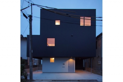 安佐南の家 (外観)
