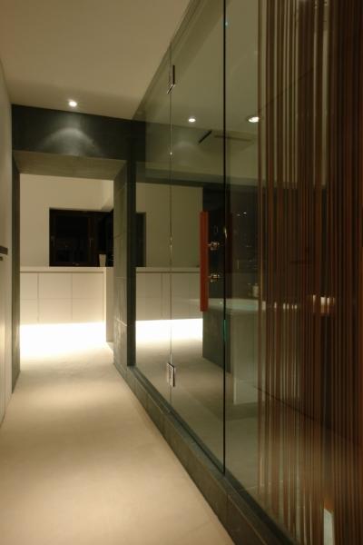 廊下2 (Vent Vert Nampeidai Penthouse)