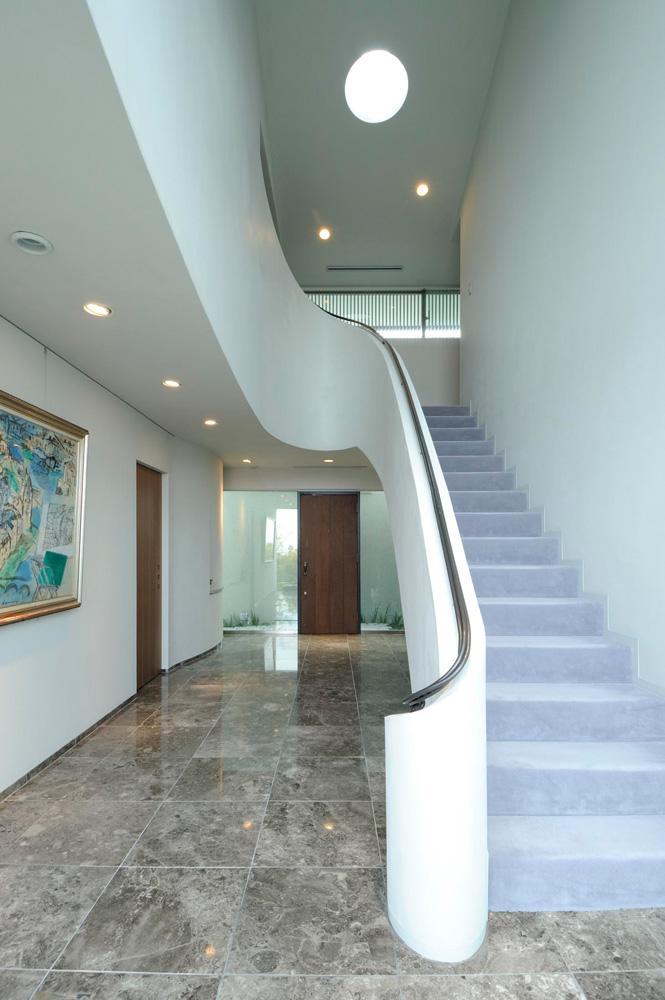桜井建築事務所「芦屋の家」