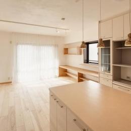 リノベーション・リフォーム会社 山田 一廣の住宅事例「埼玉県さいたま市の家」