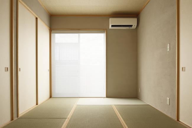 東京都千住の家の写真 和室