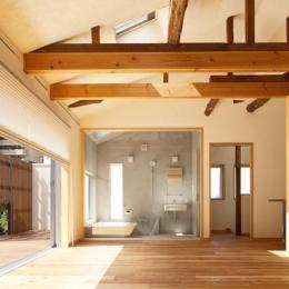 東京都千住の家