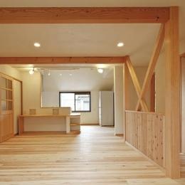 リノベーション・リフォーム会社 山田 一廣の住宅事例「東京都練馬の家」