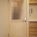 ドア・収納棚