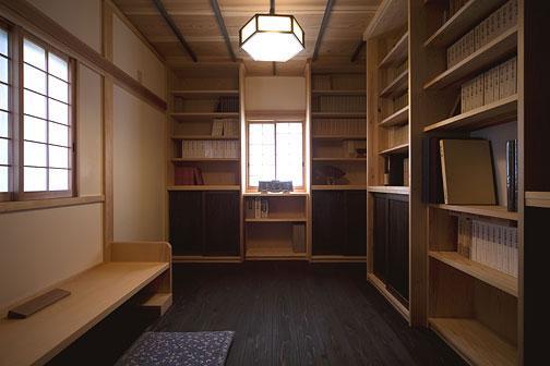 リフォーム・リノベーション会社:山田 一廣「埼玉県日高の家・保田與重郎邸をイメージした和の魅力が溢れる家」