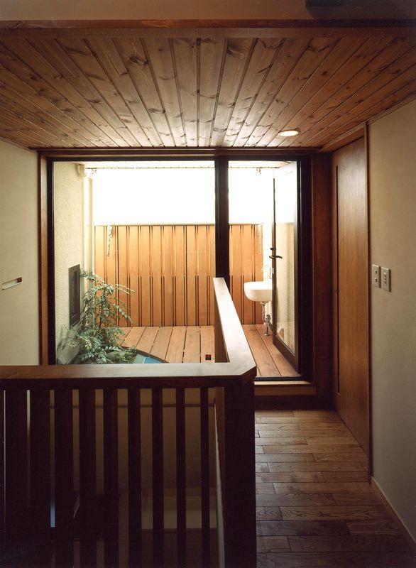 建築家:北野彰作建築研究所「浜甲子園の家」