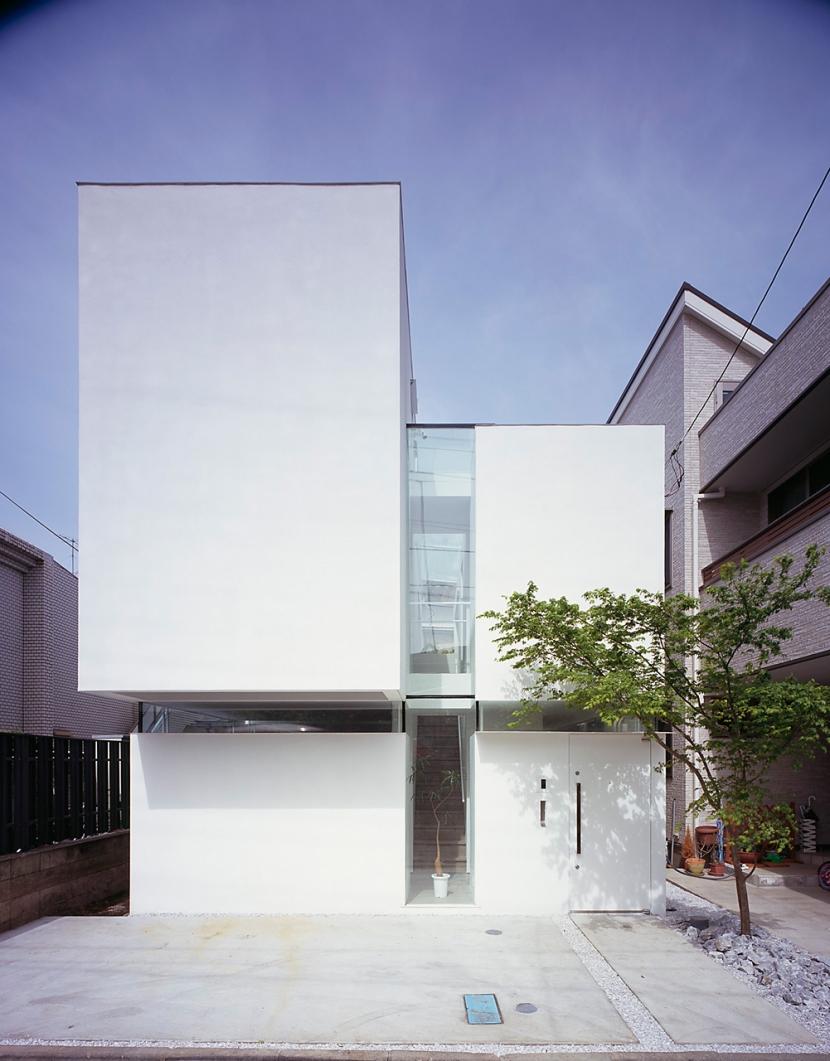 建築家:富永哲史「スキマノイエ」