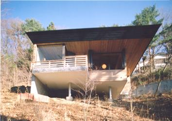 山額荘の写真 木造平屋建住宅