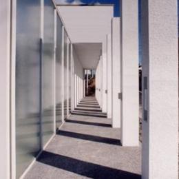 回廊の館 (列柱)