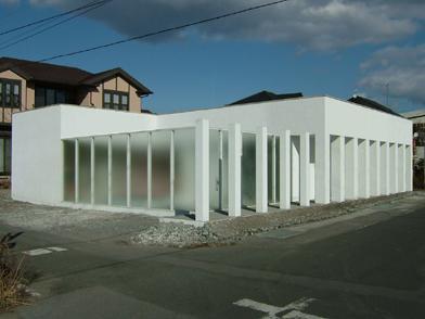 建築家:橋本伸一郎「回廊の館」