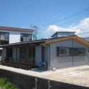 クラフト設計の住宅事例「リバーサイドホーム」
