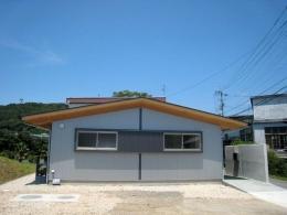 リバーサイドホーム (平屋の外観)