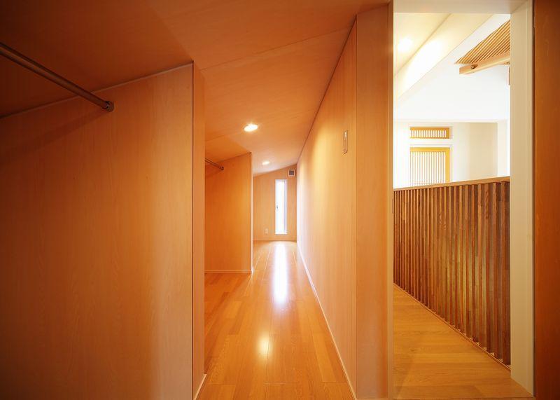 IN・EX・PLUSの部屋 広大な収納スペース