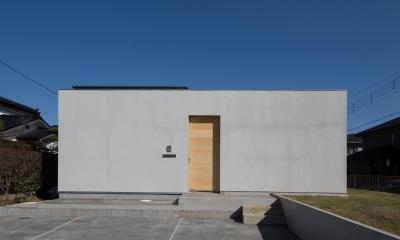 池花の家 (西側外観)