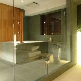 Vent Vert Nampeidai Penthouse (ベッドルーム+バス)