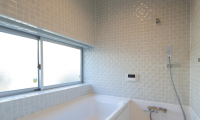 浴室|池花の家