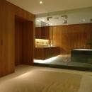 富永哲史の住宅事例「Vent Vert Nampeidai Penthouse」