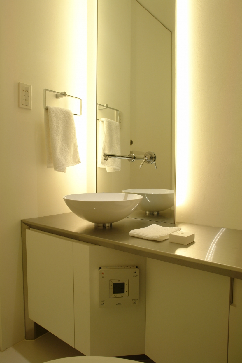 Vent Vert Nampeidai Penthouse (手洗い)