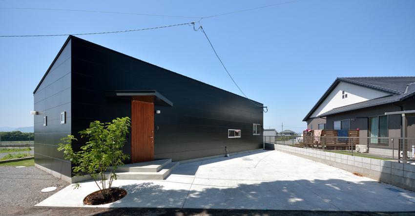 Ballenaの写真 駐車場が広い平屋住宅