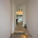 石躍健志の住宅事例「Terrace2567」