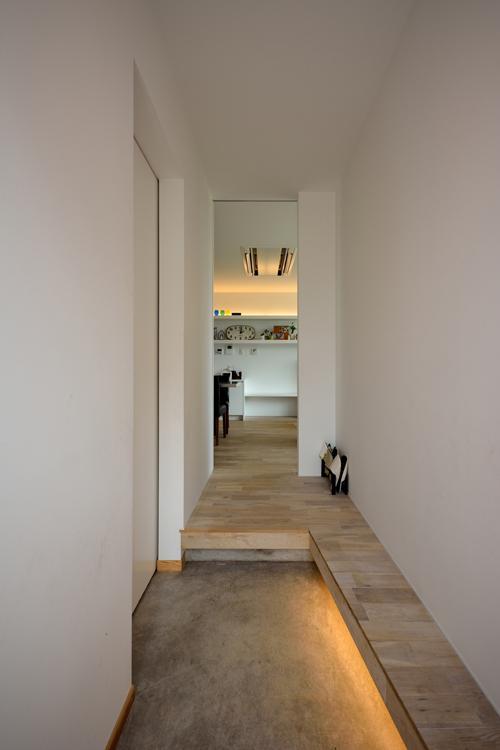 Terrace2567の部屋 土間のある玄関