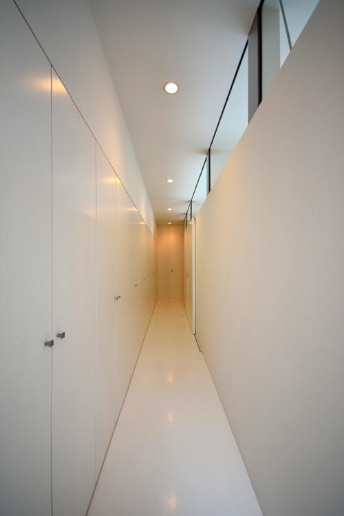 Terrace2567の部屋 廊下にある収納