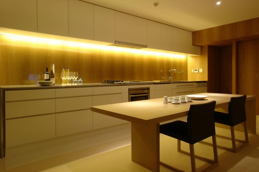 建築家:富永哲史「Vent Vert Nampeidai Penthouse」