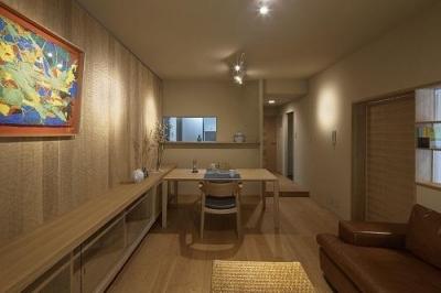 京都市I邸リノベ (LDK)