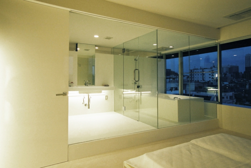 Luxeairの部屋 Penthose2ベッドルーム+バス