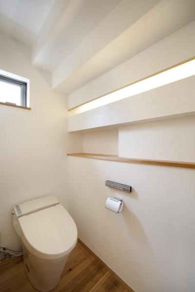 陽だまりの家 (トイレ)