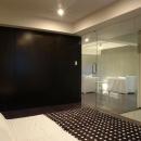 RoomBベッドルーム