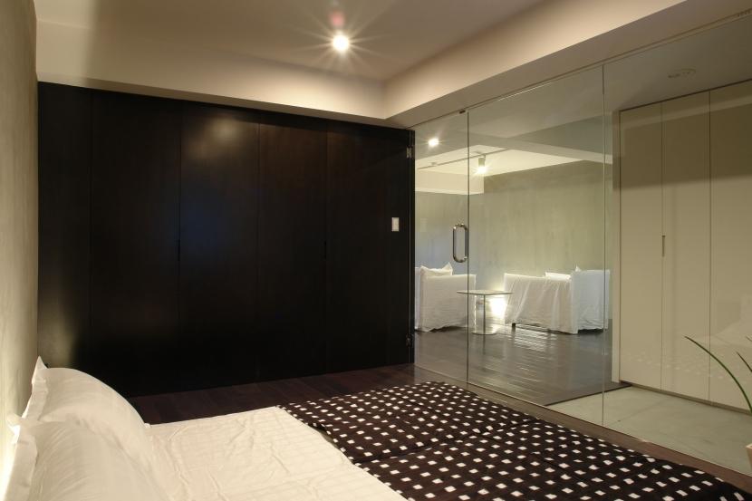Luxeairの部屋 RoomBベッドルーム